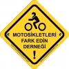Motosikletleri Fark Edin Derneği Logo