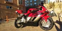 Honda - CBR 1000RR Fireblade