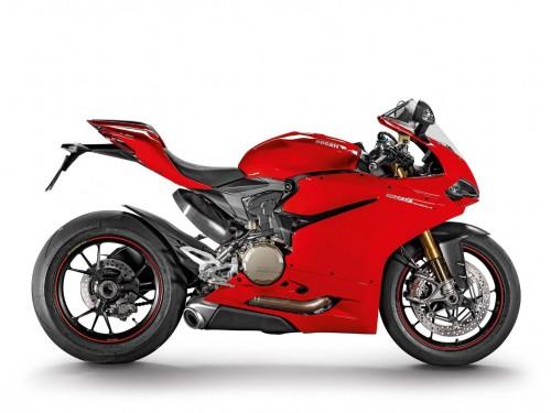 2015 Ducati 1299 Panigale S Test Sürüşü