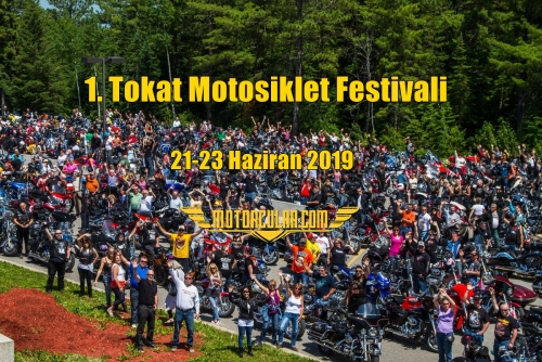 1. Tokat Motosiklet Festivali
