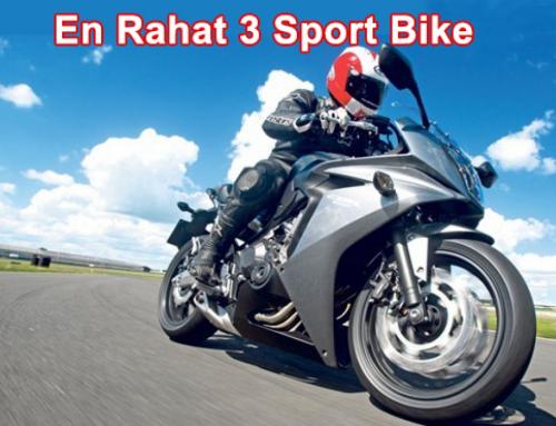 En Rahat 3 Sport Bike