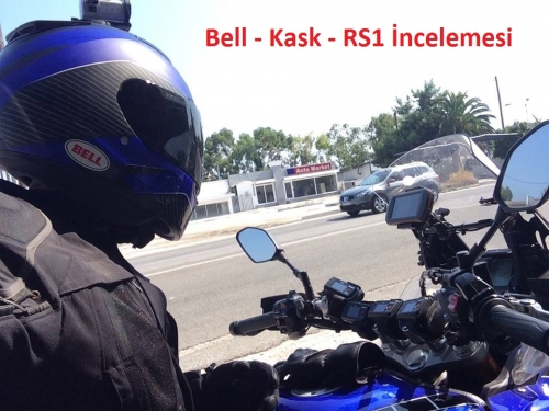 Bell  RS1 Kask  İncelemesi