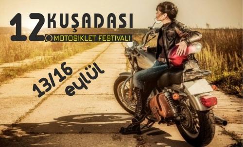 12.Kuşadası Motosiklet Festivali