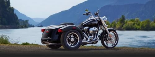 2016 Harley Davidson Freewheeler Tanıtımı Motorcular Com