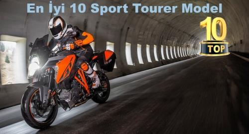 En İyi 10 Sport Tourer Model