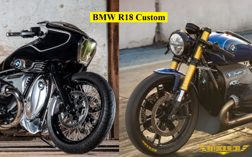 Özel Yapım BMW R18 Modelleri
