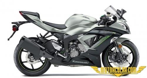 2019 Kawasaki ZX-6R Çıkıyor