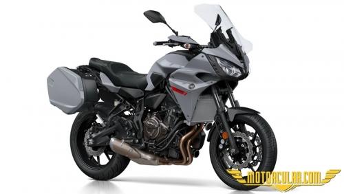 2019 Yamaha Tracer 700 GT Çıktı