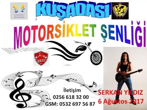 Kuşadası Motosiklet Festivali, 04-06 Ağustos 2017