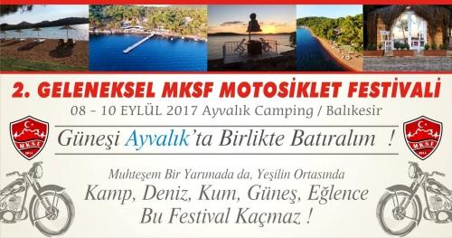 2. MKSF Motosiklet Festivali