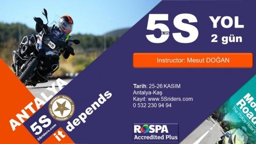 5S RoSPA YOL Antalya