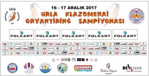 Urla Klazomenai Oryantiring Şampiyonası
