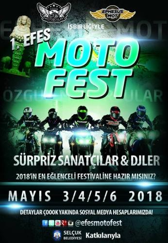 1.Efes Motosiklet Festivali