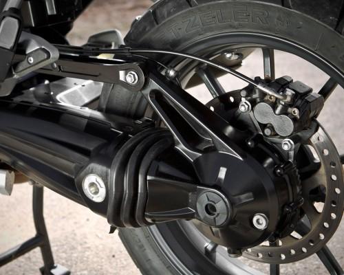 Motosiklette Temel Patlak Lastik Bilgileri III