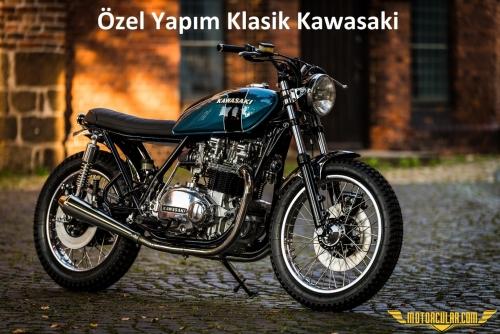 Özel Yapım 1977 Kawasaki KZ750