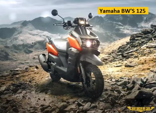 Yeni Yamaha BW'S 125 Klasik Tasarıma Geri Döndü