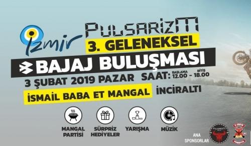 3. Geleneksel İzmir Bajaj Buluşması