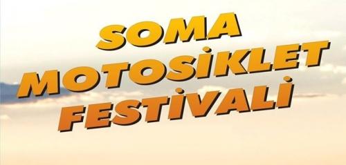 3. Soma Motosiklet Festivali, 17-19 Temmuz 2020 Kırkağaç - Manisa
