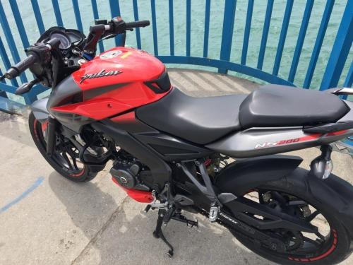 Sahibinden Bajaj Pulsar 200 NS Satılık Motosiklet, İkinci