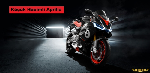 Aprilia'nın Yeni Küçük Hacimli Supersport Modeli