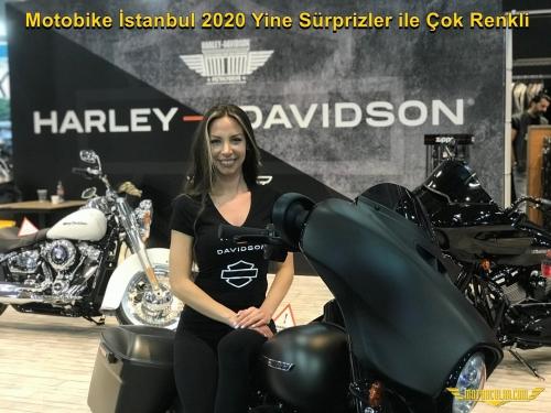 Motobike İstanbul 2020 Yine Sürprizler ile Çok Renkli