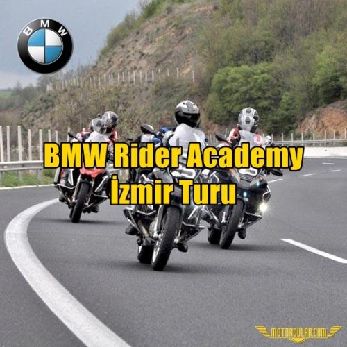 BMW Rider Academy İzmir Turu