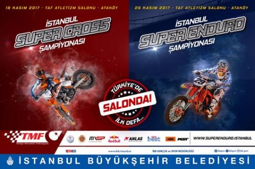 İstanbul Super Kros ve İstanbul Süper Enduro Şampiyonası