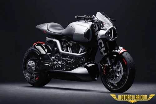 Arch Motorcycle'dan Yeni Model: Arch Method 143