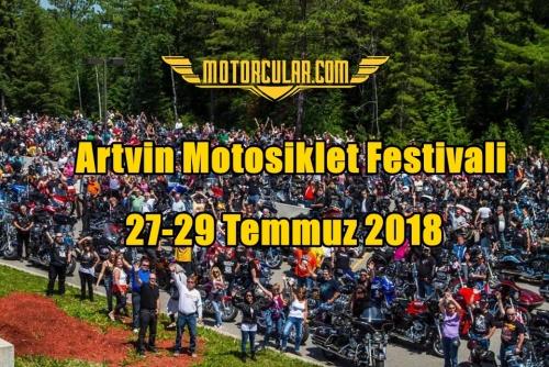 Artvin Motosiklet Festivali