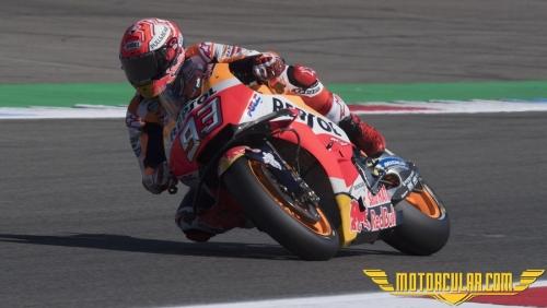 Assen MotoGP Kazananı Marquez