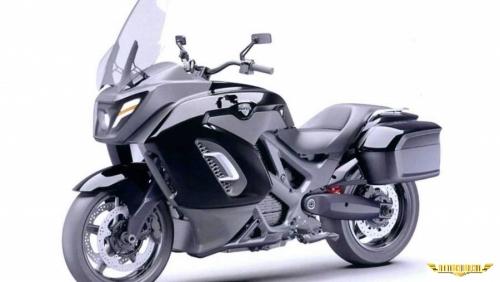 Vladimir Putin'in Yeni Koruma Motosikleti