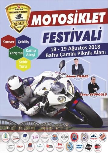 Bafra Motosiklet Festivali