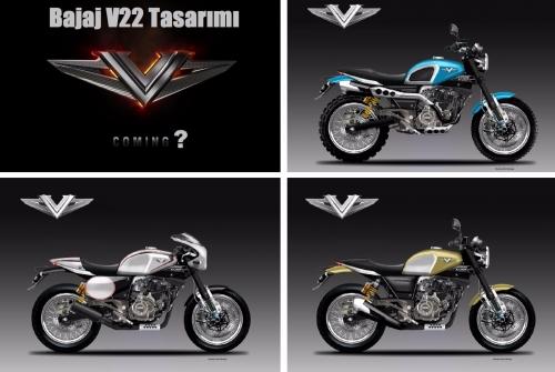 Bajaj V22 Tasarımı
