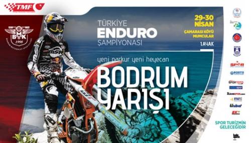 Enduro Şampiyonası'nda Sezon Açılışı Bodrum'da