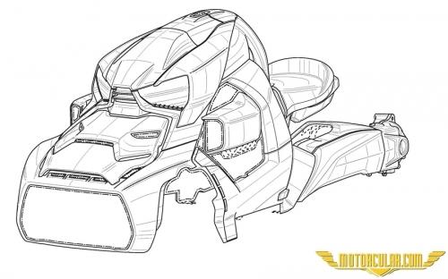 Bombardier Yeni Can-AM Spyder İçin Patent Aldı