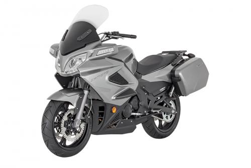 2016 CF MOTO 650 NK Tanıtımı | motorcular.com