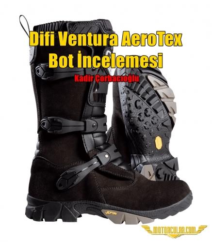 Difi Ventura AeroTex Bot İncelemesi