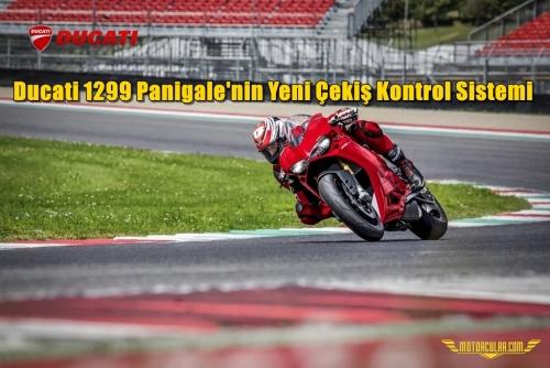 Ducati 1299 Panigale'nin Yeni Çekiş Kontrol Sistemi