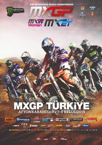 Dünya Motokros Şampiyonası MXGP Turkey 07-08 Eylül 2019