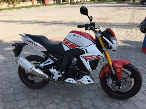 Sahibinden Yuki YK250 Satılık Motosiklet, İkinci El 8500