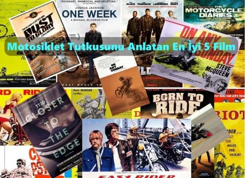 Motosiklet Tutkusunu Anlatan En İyi 5 Film