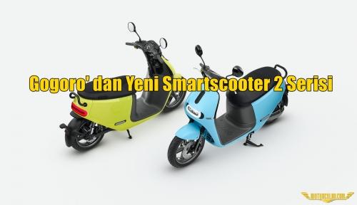Gogoro'dan Yeni Smartscooter 2 Serisi