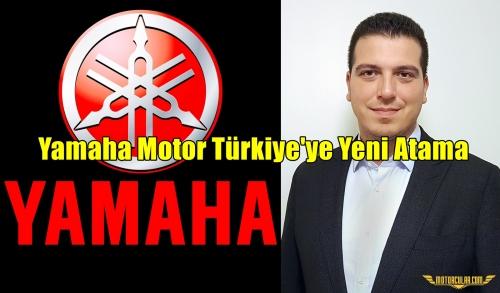 Yamaha Motor Türkiye'ye Yeni Atama
