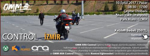 OMM - ARA Control İzmir 10 Eylül 2017