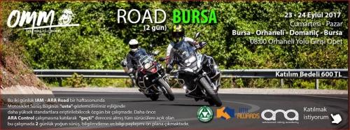 OMM - IAM ARA Road Bursa 23-24 Eylül 2017