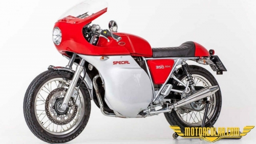 Jawa 350 Special Avrupa'da Çıkıyor