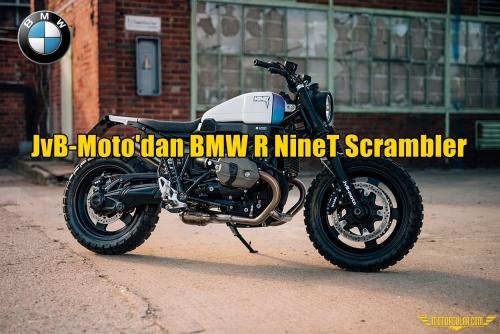 JvB-Moto'dan BMW R NineT Scrambler