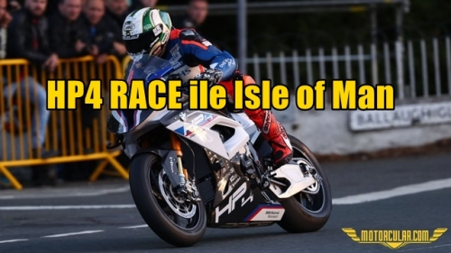 HP4 RACE ile Isle of Man