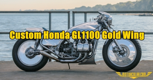 Custom Honda Gold Wing GL 1100