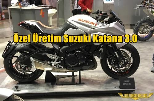 Özel Üretim Suzuki Katana 3.0